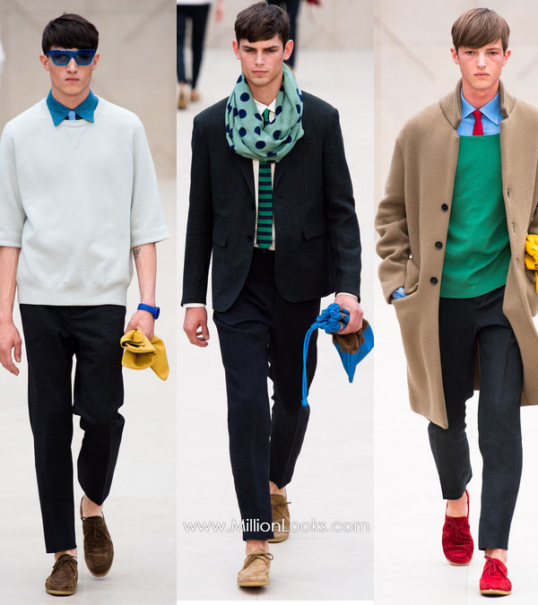 Fashion For Men The New Look S S 2014 And More The Oracle On