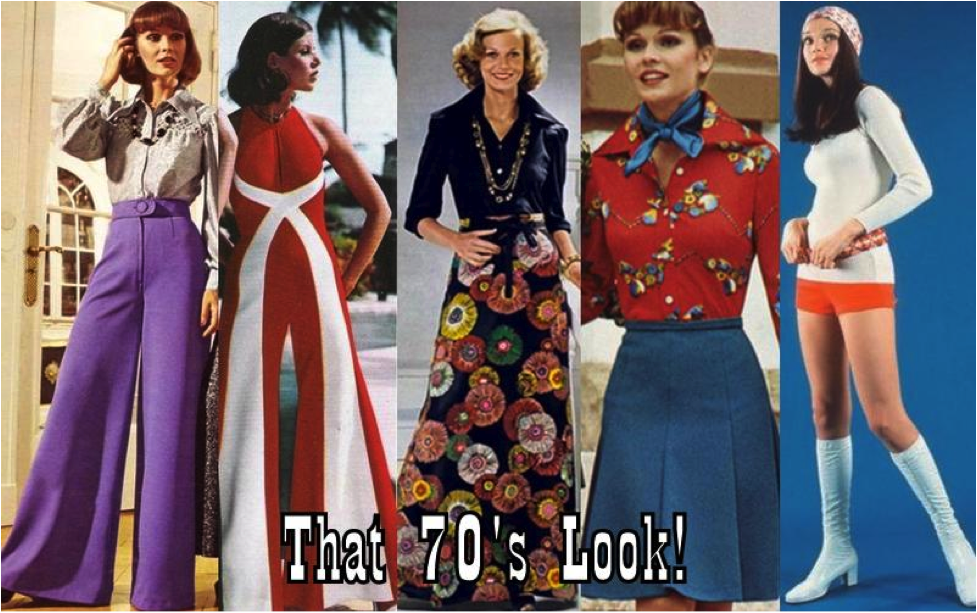 Facts about the 70s fashion 4